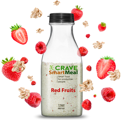SmartMeal Red Fruits