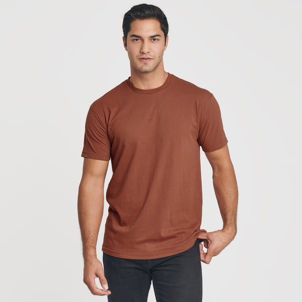 Red Rock Crew Neck T-Shirt