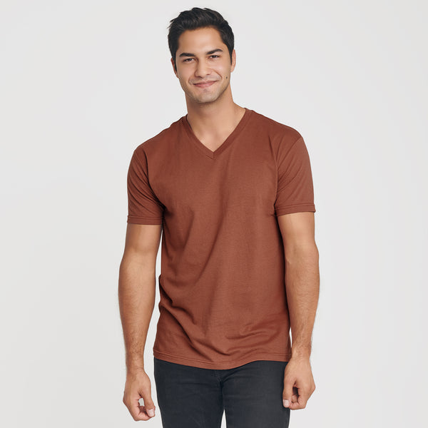Red Rock V-Neck T-Shirt