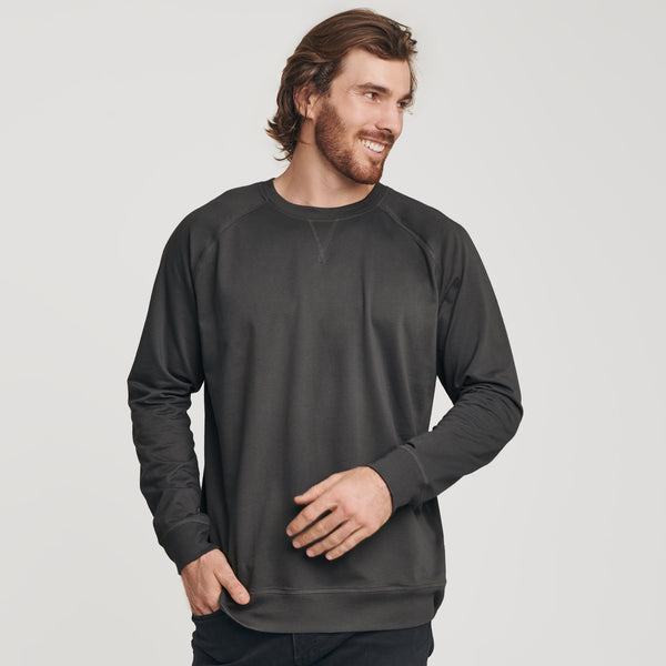 Carbon French Terry Sweatshirt