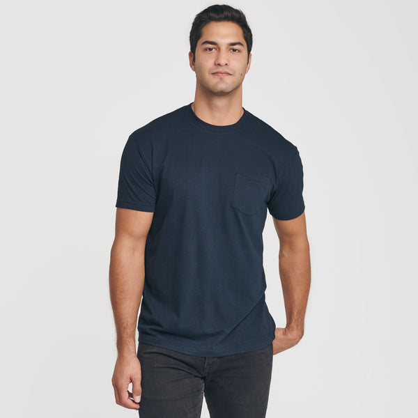The Pocket Tee Staple 6-Pack