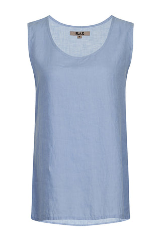 Sleeveless Top - Refreshing Top by VIDA VIDA