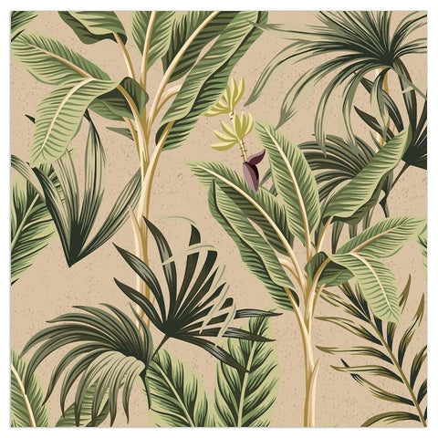 Palm leaves Paper Napkins