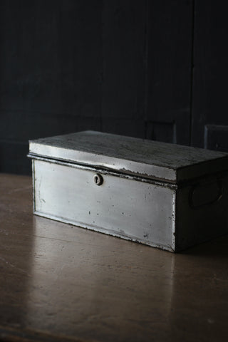 Vintage Deed Box (A21)