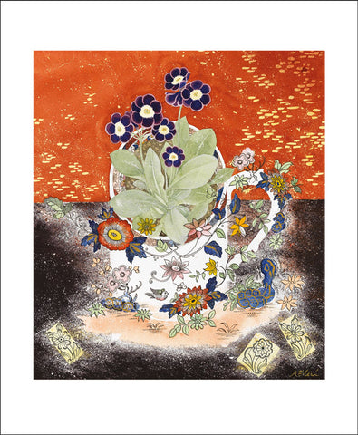 Art Angels Card - Auricula Faliraki