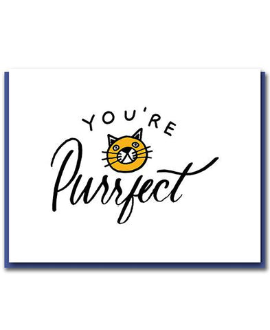 You're Perfect Card by Bench Pressed