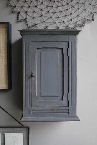 Vintage French Wall Cupboard