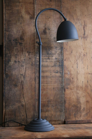 Matt Black Desk Lamp