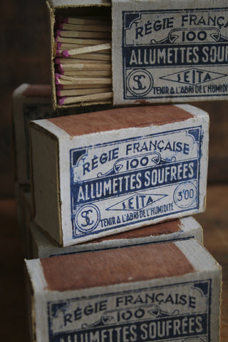 French Matchbox