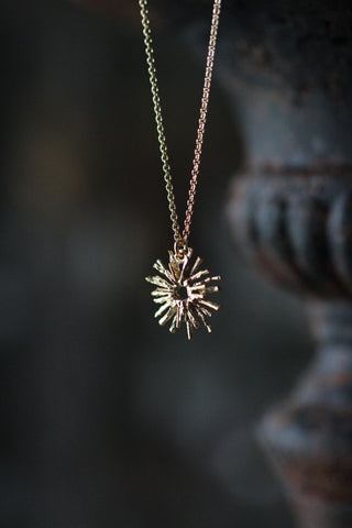 Alex Monroe Nest Structure Necklace (Full Circle)