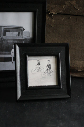 Black Allure Photo Frames