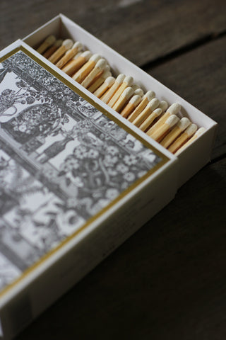 Potting Shed Luxury Matches