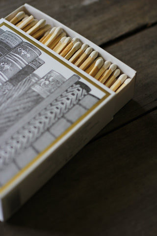 Books Luxury Matches