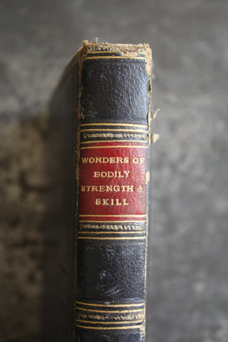 Wonders of Bodily Strength & Skill (Vintage Book)