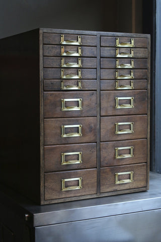 Watchmaker's Drawers
