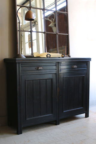 Black Vintage Cupboard