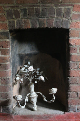 Flower Wall Sconce