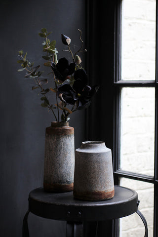 Zinc & Copper Vases