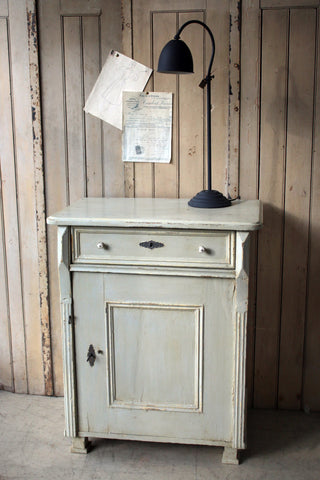 Vintage Painted Cupboard