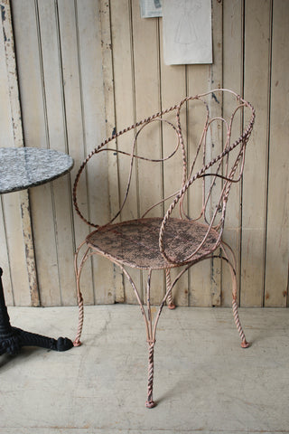 Wire Garden Chair