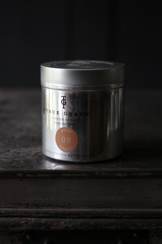 True Grace Stem Ginger Tin Candle - No 9