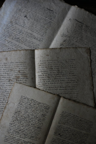 Manuscript papers
