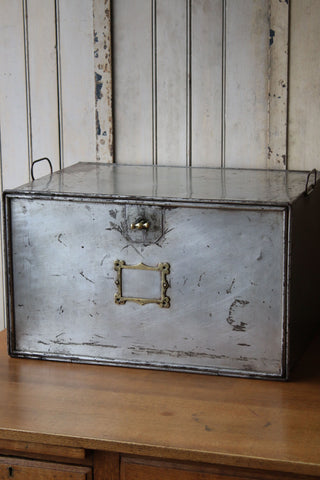 Antique Deed Box