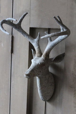 Ephemera Deer Head