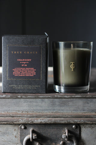 True Grace Orangery Candle - No 36