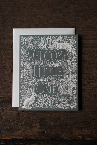 FABLE 'Welcome Little One' Card