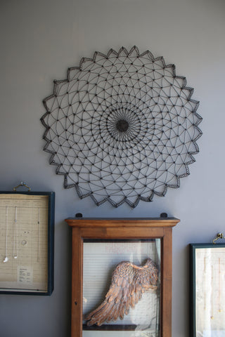 Wirework Wall Art