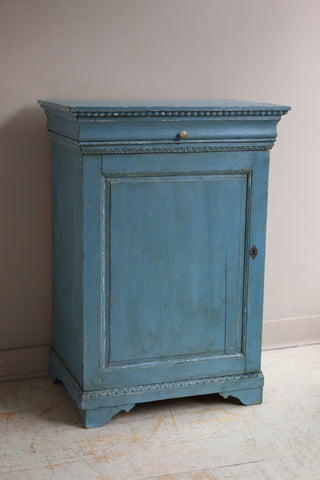 Antique French Painted Cupboard