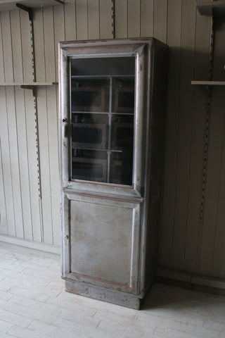 Vintage German Medical Cabinet