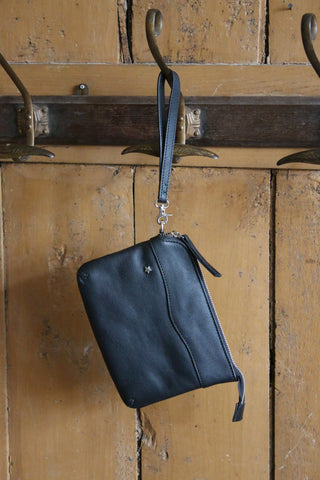 Sanjanna Black Bag