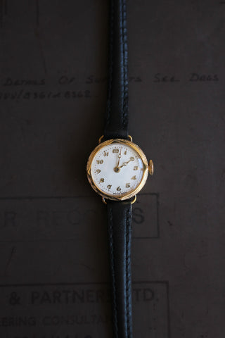 Vintage Ladies 1930s Gold Watch