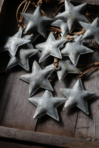 Metal Star Decoration