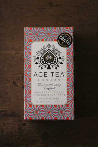 ACE TEA - QUINTESSENTIALLY ENGLISH BREAKFAST