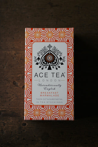 ACE TEA - BREAKFAST MARMALADE TEA