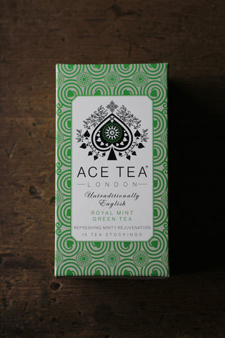 ACE TEA - ROYAL MINT GREEN TEA