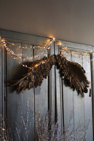 Lg Decorative Angel Wings