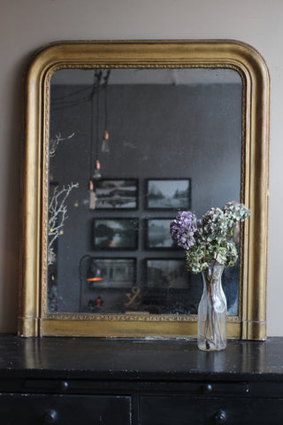 Original French Louis Philippe Mirror