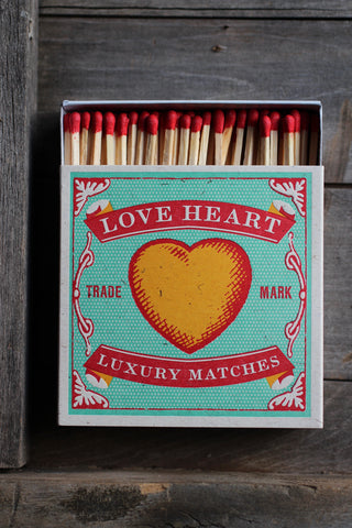 Love Heart - Luxury Matches
