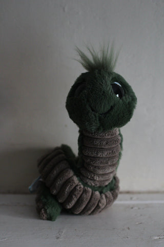 Jellycat Wiggly Worm (Green)