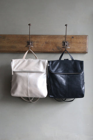 Maroc Leather Backpack