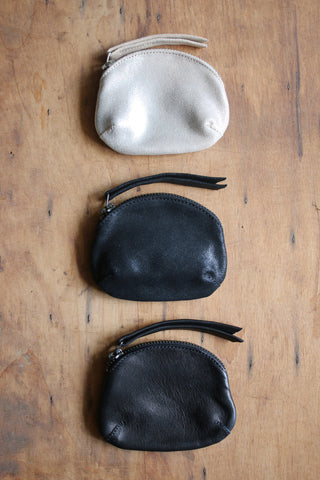 Maroc Leather Coin Purse