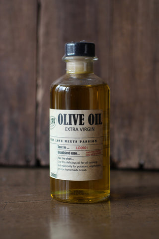 LE CRU Olive oil extra virgin - 200 ml