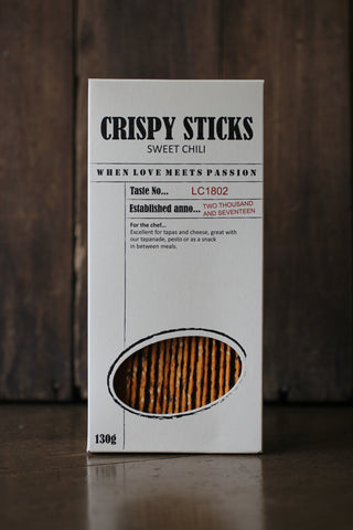 LE CRU Crispy sticks with Sweet chili