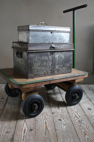 Vintage Bank Trolley