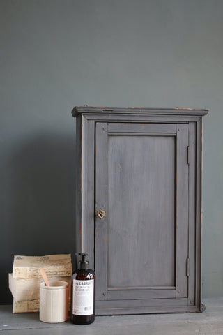 Painted French Wall Cupboard