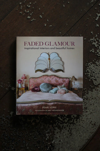 FADED GLAMOUR BOOK